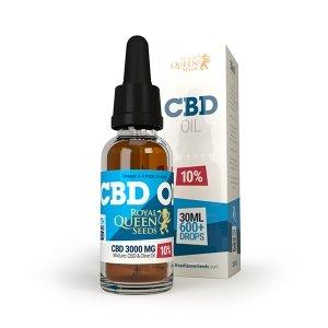 CBD Oil 10% Royal Queen Seeds