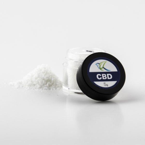 CBD Isolate Bluebird Botanicals