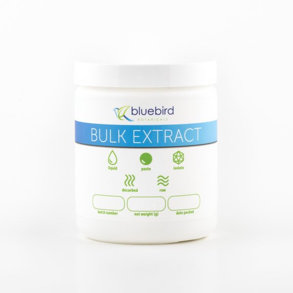 Bulk CBD Isolate Bluebird Botanicals