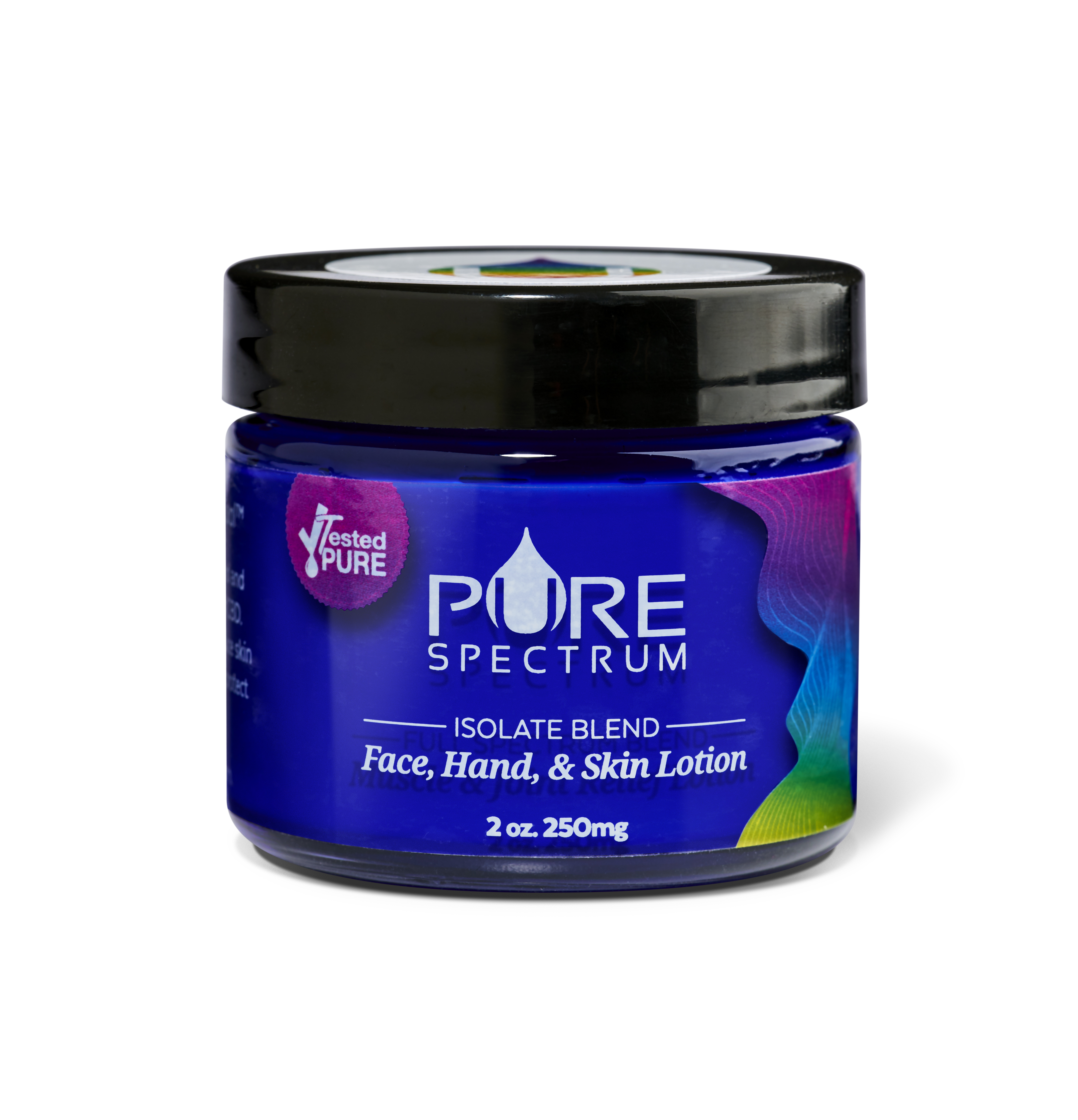 Pure Spectrum Lotion – Isolate Blend (250MG) Pure Spectrum