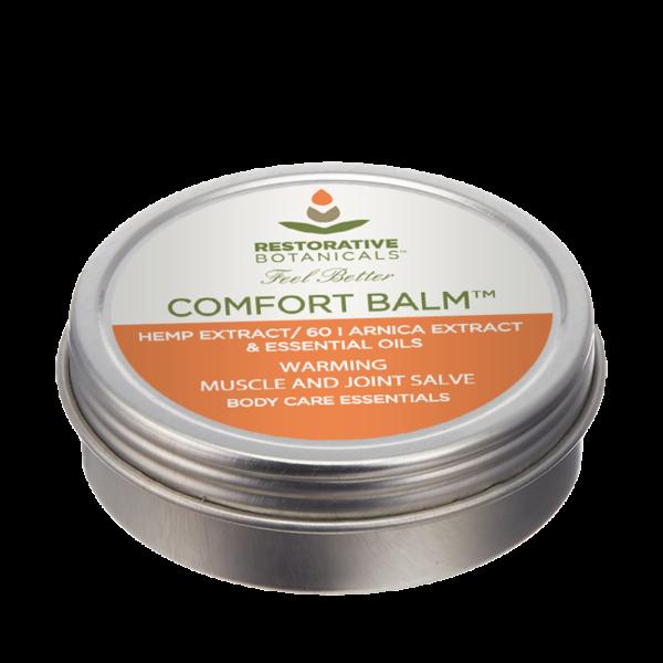 COMFORT BALM™ Warming Muscle & Joint Salve Restorative Botanicals
