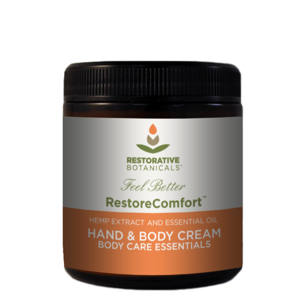Restore Comfort™ Hand & Body Cream Restorative Botanicals