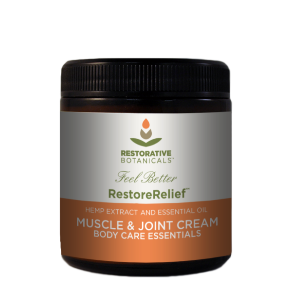 Restore Relief™ Muscle & Joint Cream Restorative Botanicals