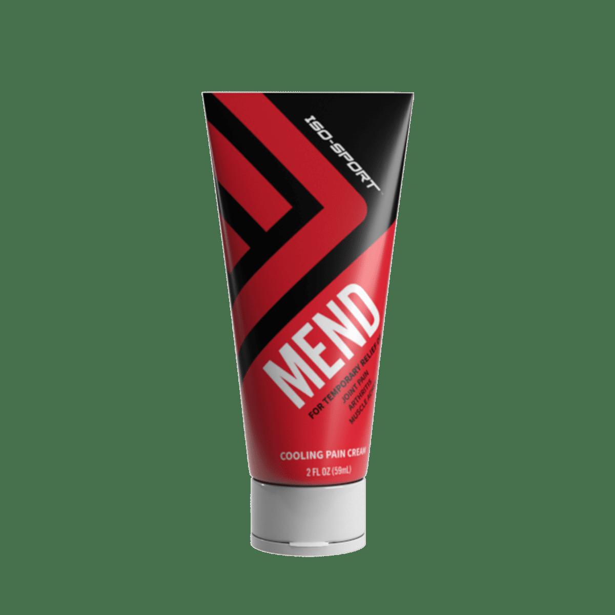Mend Cooling CBD Pain Cream Isodiol