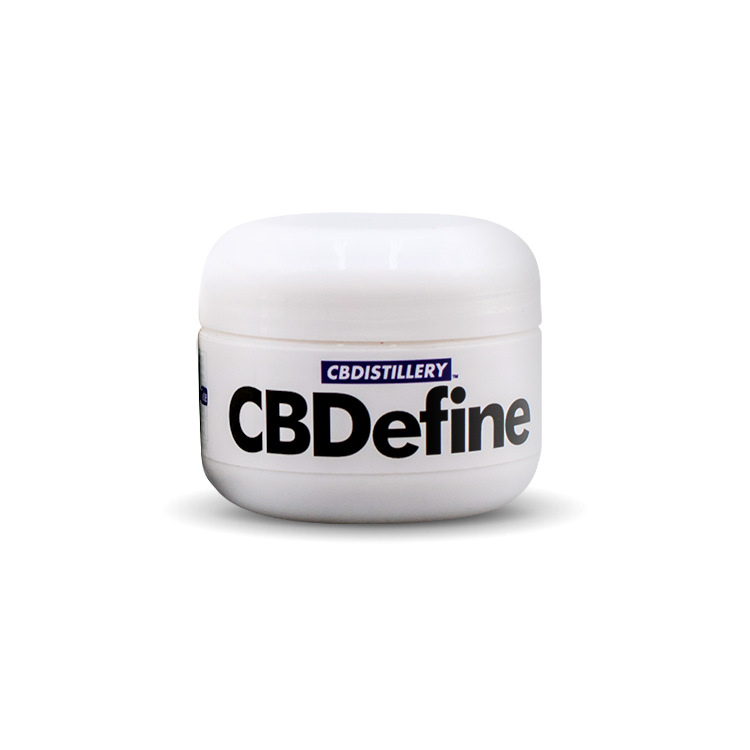 CBDefine Skin Care Cream 500mg CBDistillery