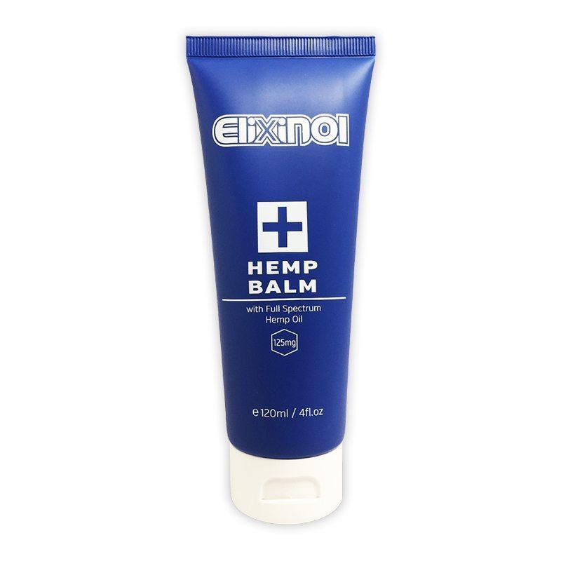 CBD Hemp Balm Elixinol