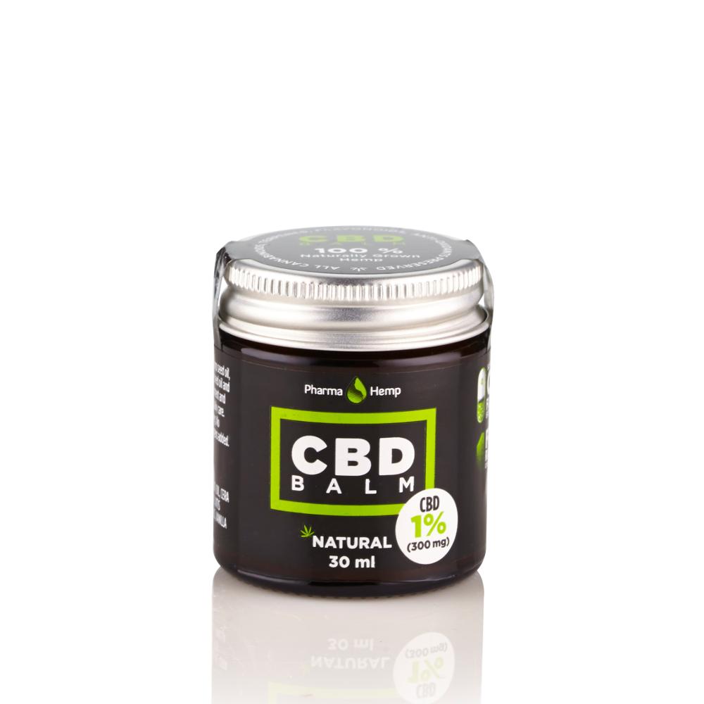 CBD BALM 1% | 30ml PharmaHemp
