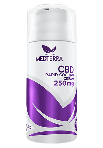 CBD Topical Cooling Cream Medterra