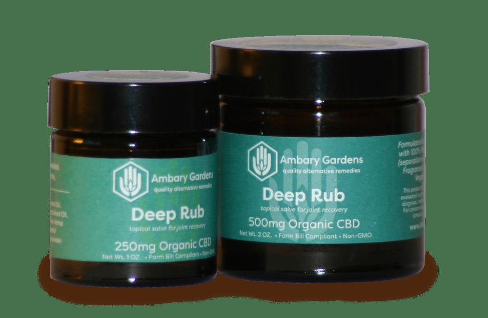 Deep Rub Ambary Gardens