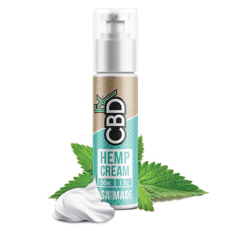 CBD Cream – CBD Lotion 150mg (50 ml.) CBD FX