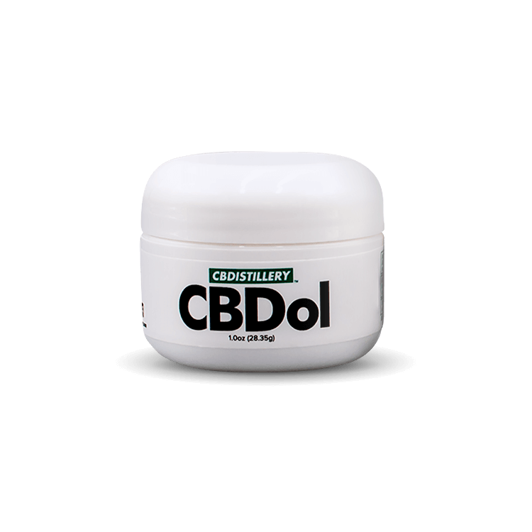 CBDol Topical CBD Salve 500mg CBDistillery
