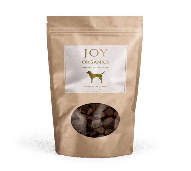 CBD Dog Treats Joy Organics