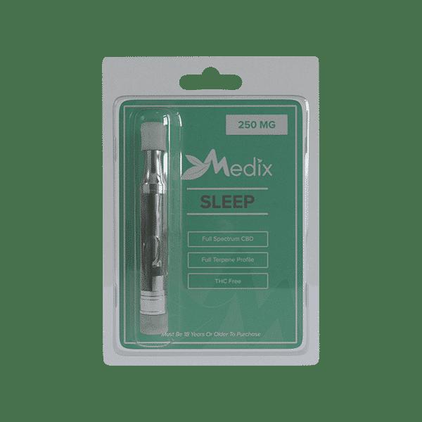 CBD Vape Oil Cartridge – Sleep Medix CBD