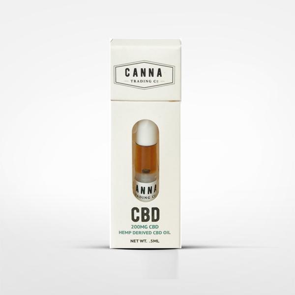 CBD VAPE CARTRIDGE Canna Trading Co.