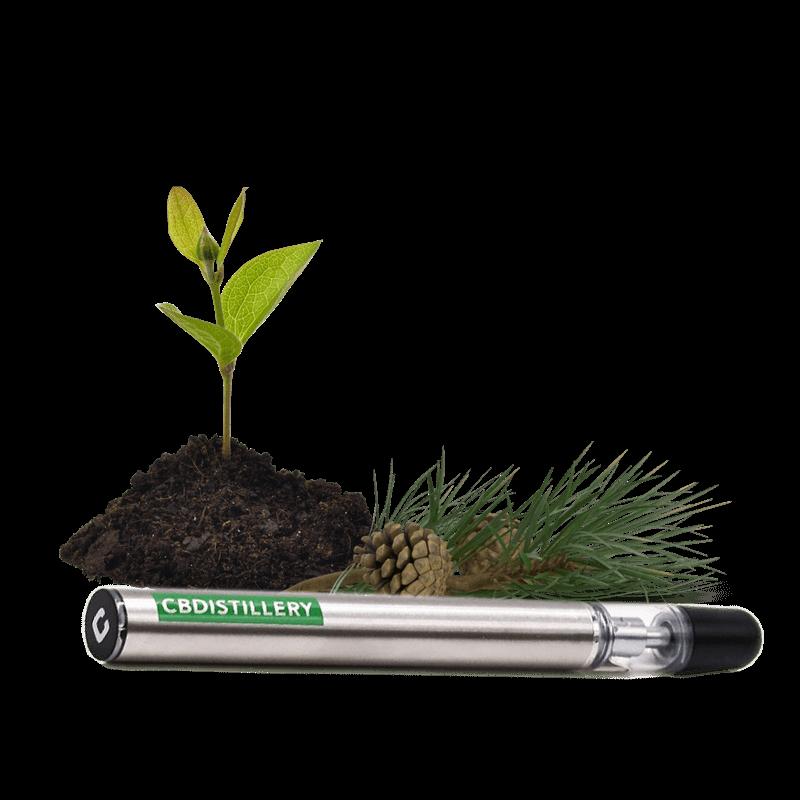 CBD Vape Pen – 200mg GG#4 CBDistillery