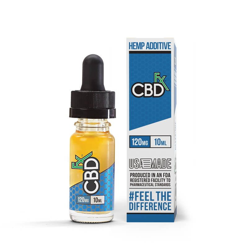 CBD Oil Vape Additive 120mg CBD FX