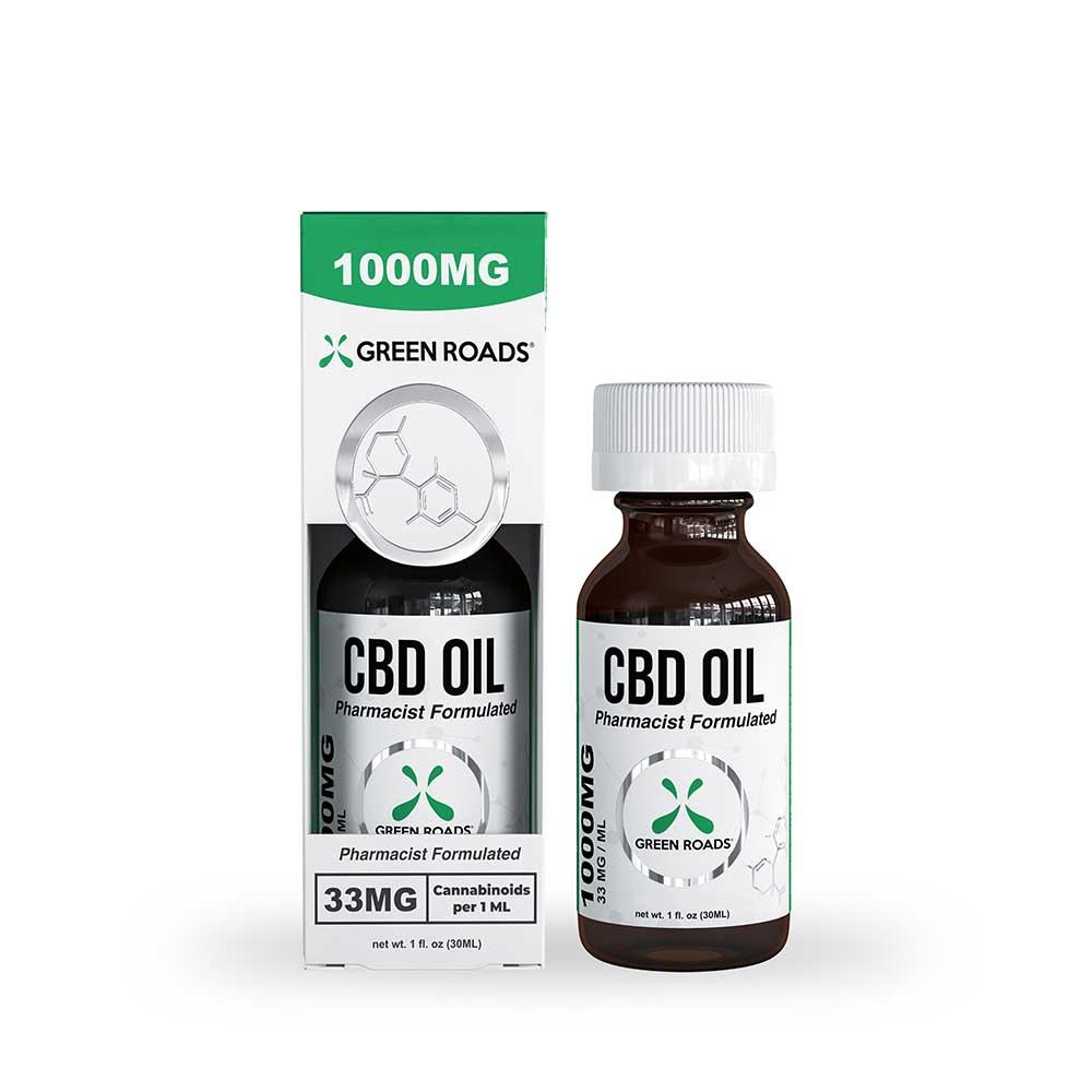 CBD Oil – 1000 MG Green Roads CBD