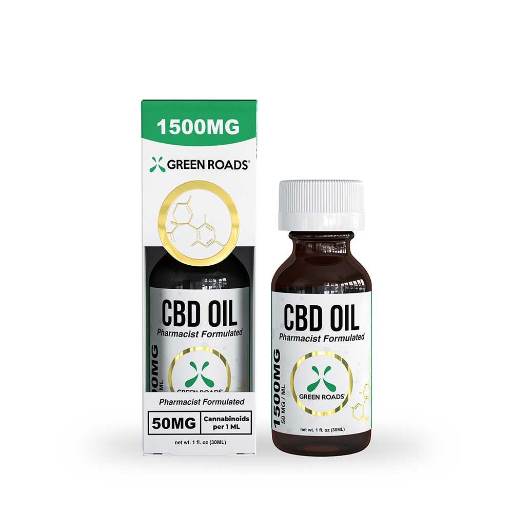 CBD Oil – 1500 MG Green Roads CBD