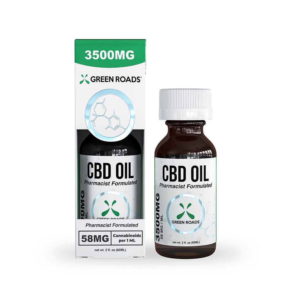 CBD Oil – 3500 MG Green Roads CBD