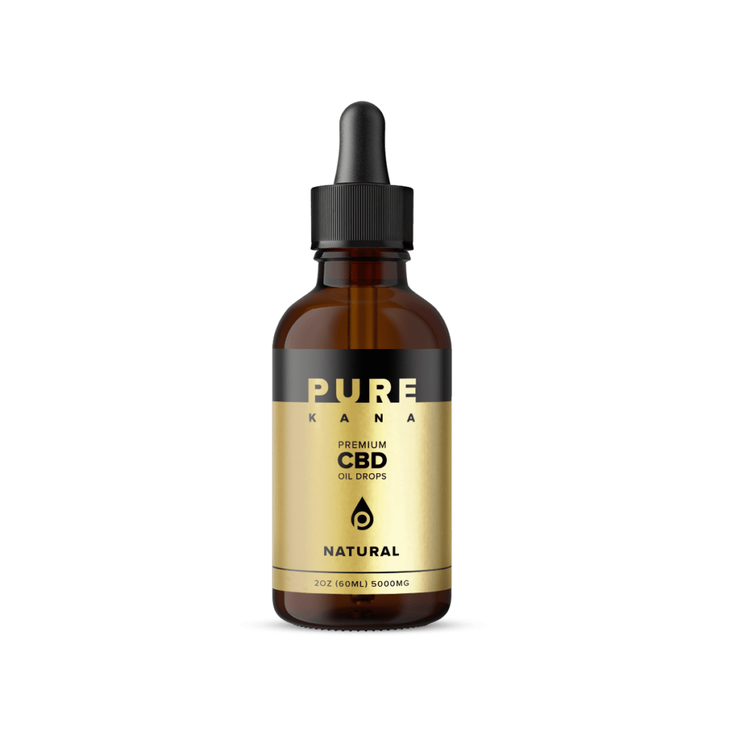 NATURAL CBD OIL (FULL SPECTRUM) 5000MG PureKana