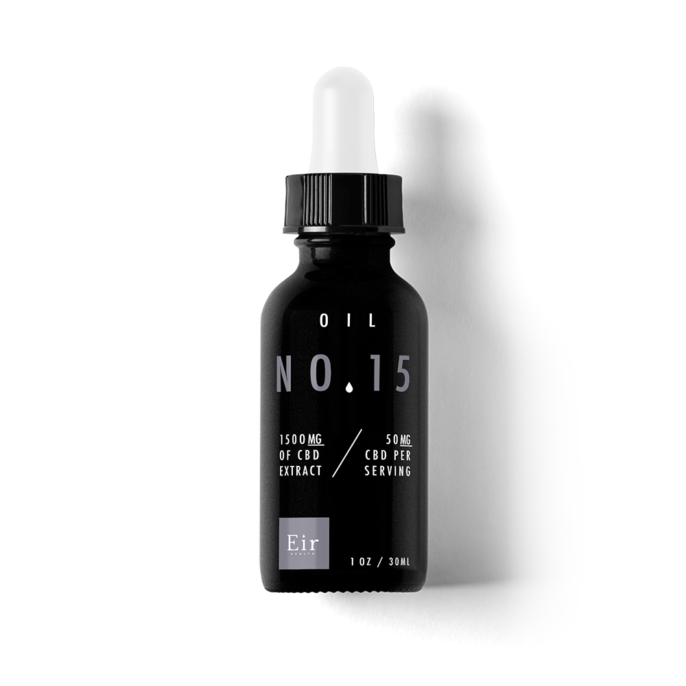 Eir Health Full Spectrum CBD Oil NO.15 | 1500mg Eir Health