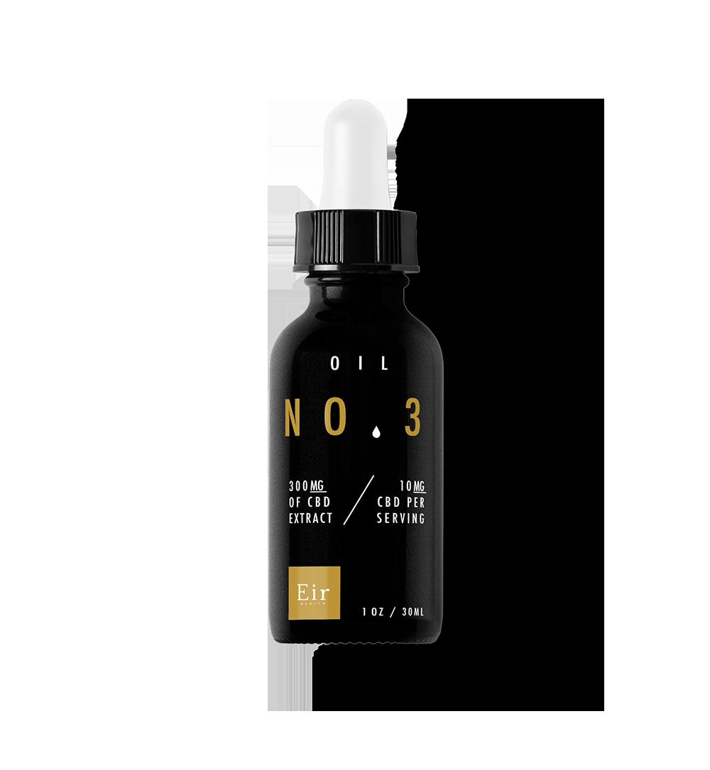 Eir Health Full Spectrum CBD Oil NO.3 | 300mg Eir Health