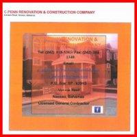 C Penn's Renovation And Construction  Company