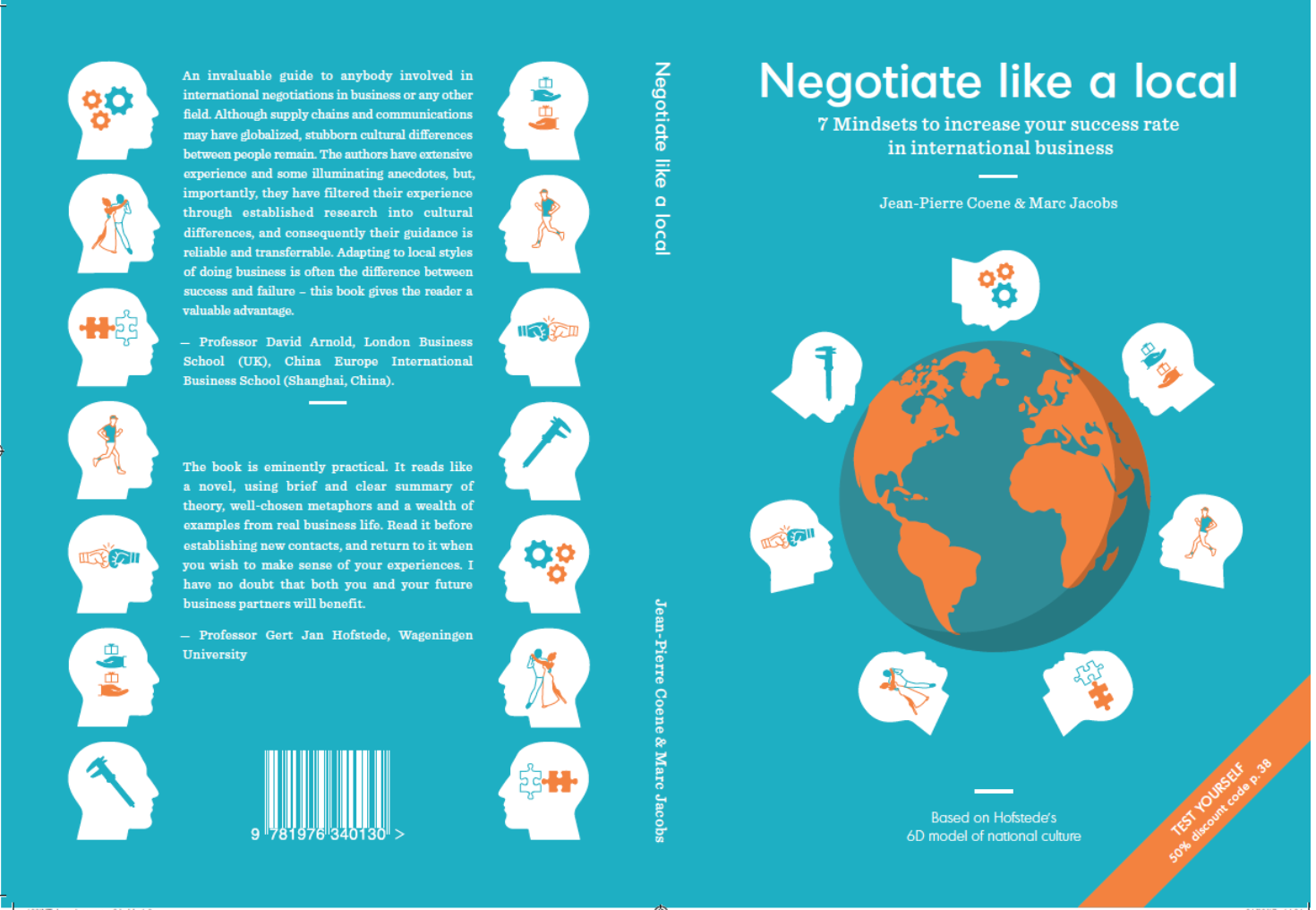 Negotiate like a local | the book