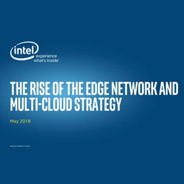 The Rise of the Edge Network and Multi-Cloud Strategy