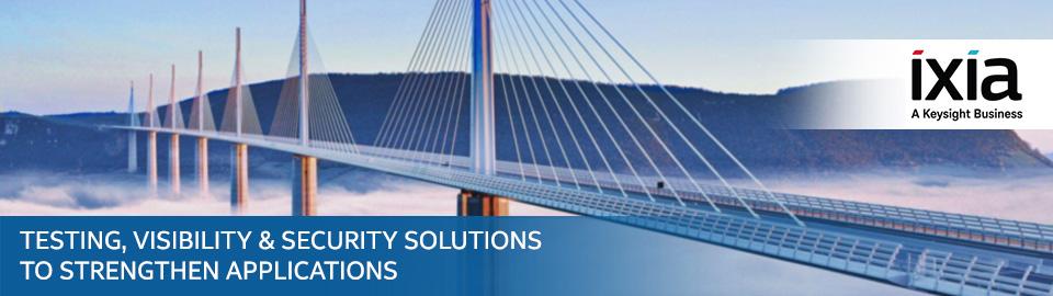 Intel® Network Builders - Ixia