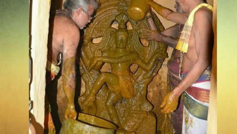 உலக புகழ் பெற்ற மரகத நடராஜரை கடத்த முயற்சி