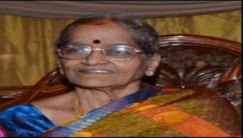 ராஜம் பாலசந்தர் காலமானார்