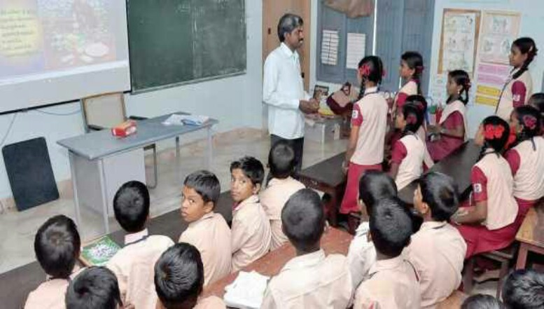 SELFLESS FOR EDUCATION'S CAUSE