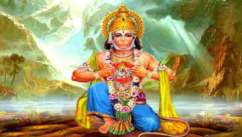 நாளை அனுமத் ஜெயந்தி