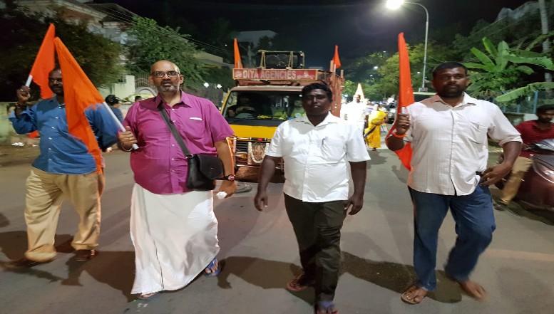 மஹா சிவராத்திரி - நங்கநல்லூர்