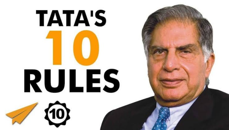 WHAT IT TAKES TO BE, RATAN TATA