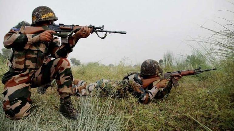 இந்திய ராணுவம் 12 பாகிஸ்தான் ராணுவ வீரர்களை சுட்டுக்கொன்றது