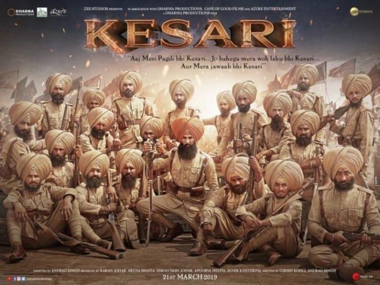Kesari - Dedication Sikhs