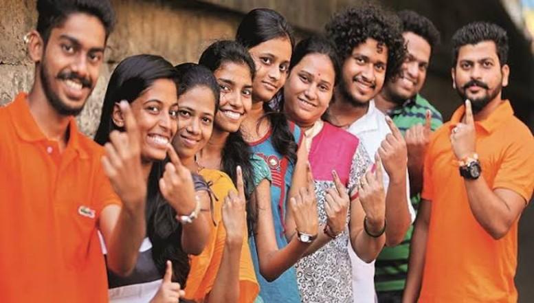 மக்களவை தேர்தலில் 91 தொகுதிகளுக்கான முதற்கட்ட வாக்குப்பதிவு நிலவரம் வெளியீடு
