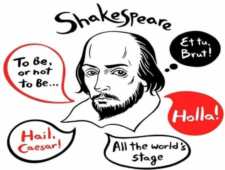 REMEMBERING WILLIAM SHAKESPEARE