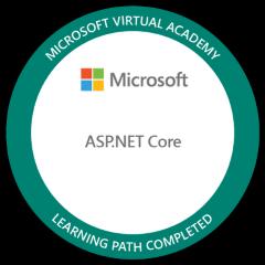 MVA Learning Path - ASP.NET Core