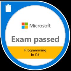MS Exam 483 - Programming in C#