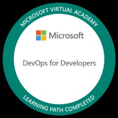 MVA Learning Path - DevOps for Developers