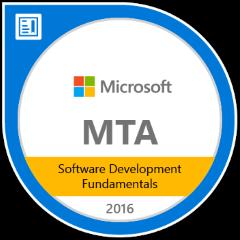 MTA - Software Development Fundamentals