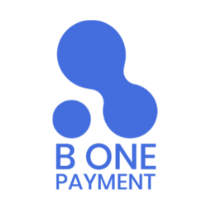 B ONE PAYMENT logo