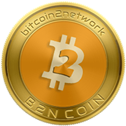 Bitcoin2network logo