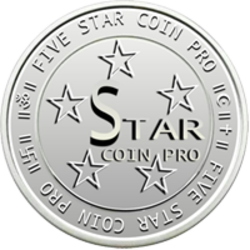 Five Star Coin Pro logo