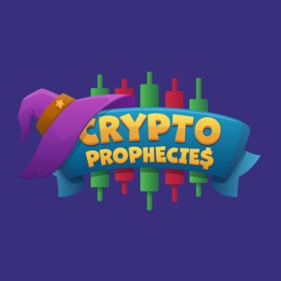The Crypto Prophecies logo