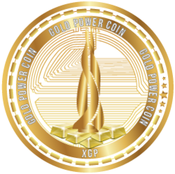Gold Power Coin logo