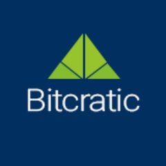 Bitcratic logo